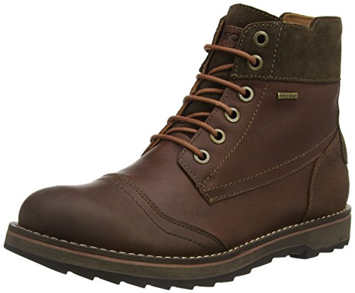 Geox U SHOOVY WP A, Bottines Chukka à tige courte homme Braun (C6038BROWN/CHESTNUT)