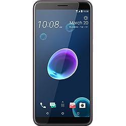 HTC Desire 12 Smartphone Portable débloqué 4G (Ecran: 5,5 Pouces - 32 Go - Nano-SIM - Android) Argent