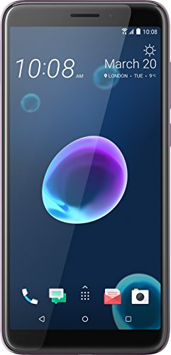 HTC Desire 12 5.5' SIM Doble 4G 3GB 32GB 2730mAh Plata - Smartphone (14 cm (5.5'), 3 GB, 32 GB, 13 MP, Android 8.0,...