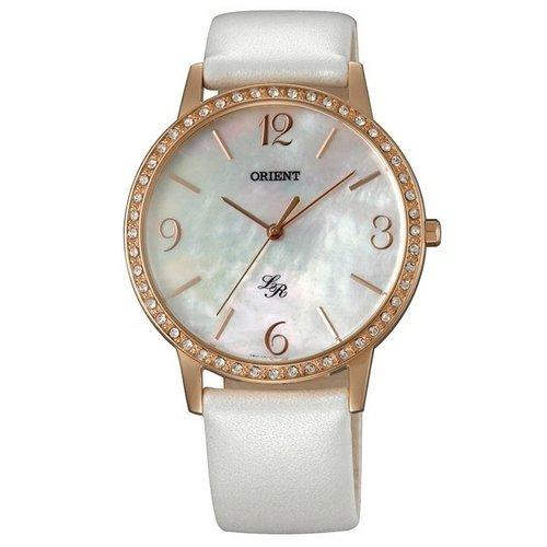 Reloj Orient Lady Rose Qc0h002w Mujer Nácar