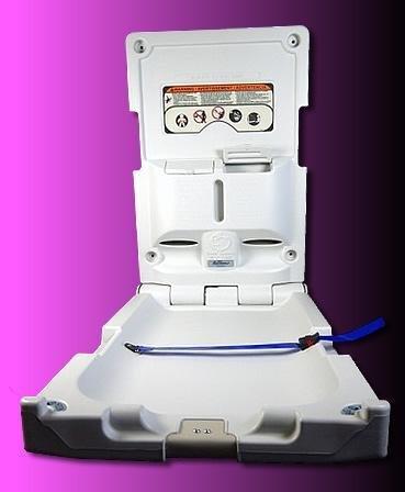 Preisvergleich Produktbild Direct Sales Vertical Baby Changer | High Quality Compact Slim | (100-EV) | BEST SELLER | Free Door Sign !! by Direct Sales
