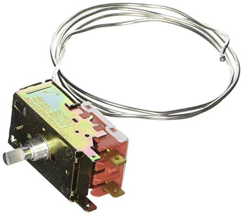 Sourcingmap a13072900ux0732 K50-P1125 - Dispositivo de refrigeración para retención de calor (1 m, cable de metal, CA 250 V, como se muestra en la imagen)