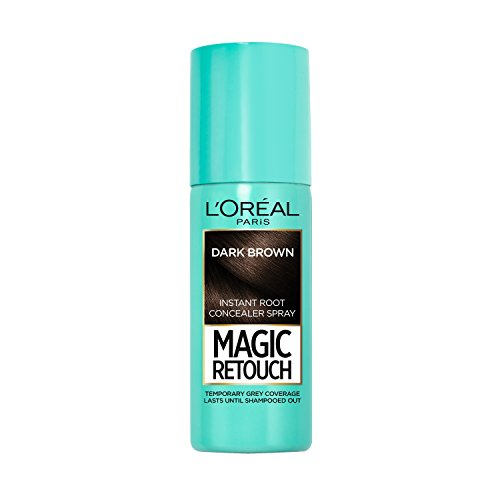 L'Oréal Magic Retouch Instant Root Touch Up, 75 ml, Dark Brown