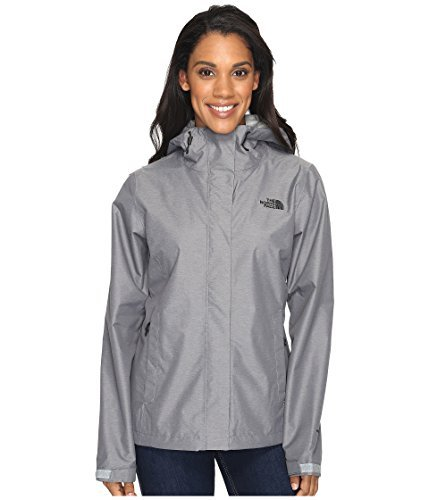 The North Face Women's Venture 2 Jacket TNF Medium Grey Heather - 3XL North Face Women Venture Jacket