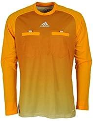 Adidas Referee 14 UCL Champions League langarm Shirt Schiedsrichtershirt