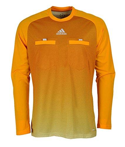 Adidas Referee 14 UCL Champions League langarm Shirt Schiedsrichtershirt L