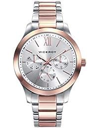 e4db5810a6b1 Viceroy 401070-03 - Reloj Analógico para Mujer