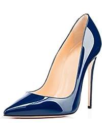 6632eedded33 Amazon.fr   12 cm et plus - Escarpins   Chaussures femme ...