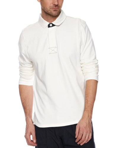 Musto Herren Polo Shirt , Kent Elfenbein - Antique Sail White