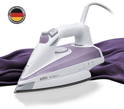 Braun TS715 - Plancha ropa vapor, 2300w, 140gr/min golpe de...