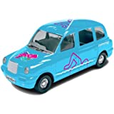Corgi TY66122 London 2012 Destination London 2012 Taxi #20 Swimming 1:64 Scale Collectable Series Die Cast Vehicle