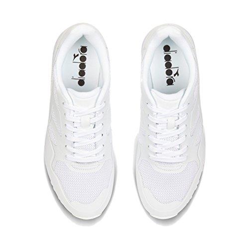 Diadora N902 mm, Sneaker Uomo C6180 - BIANCO-BIANCO-BIANCO
