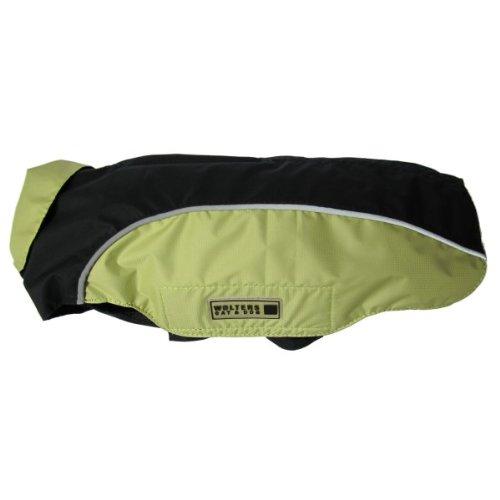 Wolters | Regenjacke Easy Rain in Schwarz/Limone | Rückenlänge 52 cm - Körper Kleidungsstück