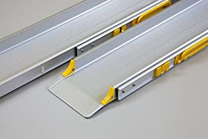Adjustable Economy Mobility Channel Ramps