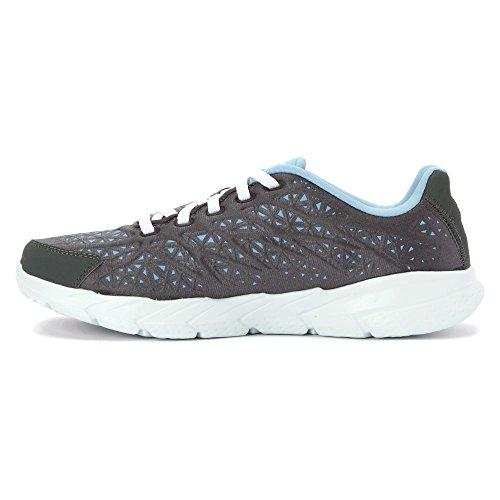 Ajuste Damen Carvão Blau 2 Luz Skechers Presto Ir Sneaker Rw6zgzqf5