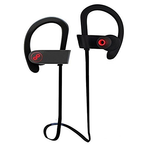 SPAM Newest Bluetooth Earphone with feature of Feet Taping Music sound ||Super Sound ||Sweat Proof ||Premium Look||Professional Bluetooth 4.1 Wireless Stereo Sport Headphones Headset Compatible with your Acer beTouch E210 [[QC10Blk18]]  available at amazon for Rs.799