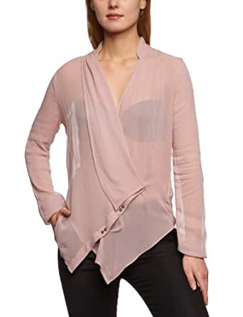 2 nd Day Damen Bluse 2131114140/2nd Styled, Gr. 42 (XL), Rosa (Bloom 4107)
