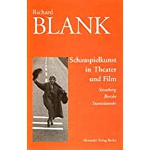 Schauspielkunst in Theater und Film