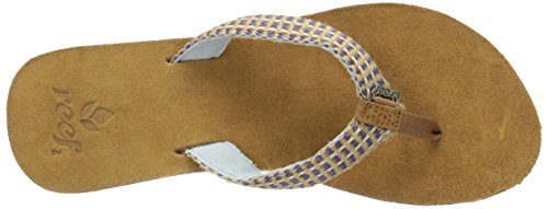 Sandali Infradito Donna Gypsylove Sandali, Marrone Colori Diversi (blu Multi)