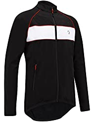 Tenn Mens Coolflo II Waterproof Breathable Cycling Jacket