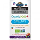 Garden of Life Microbiome Formula Organic Kids+, 30 Chewables