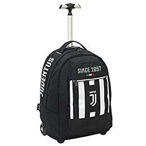 41hWaOfd0QL. SS300  - Seven Big Trolley Juventus Coaches Trolley para portátil 48 Centimeters 29 Negro (Bianco e Nero)
