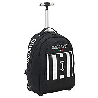 41hWaOfd0QL. SS324  - Seven Big Trolley Juventus Coaches Trolley para portátil 48 Centimeters 29 Negro (Bianco e Nero)