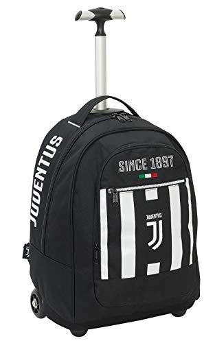 Big Trolley Juventus Coaches, 29 Lt, Bianco & Nero, Spallacci a scomparsa, Scuola & Viaggio