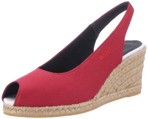 Gant Doral 46.41064G037, Sandali donna, Rosso (Rot (red)),40