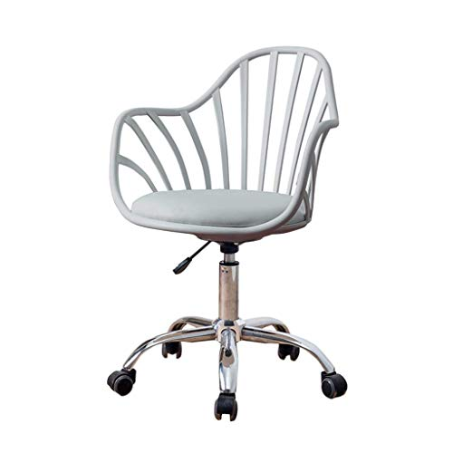 Executive Office Stuhl (Anac Leder Executive Office/Computer Stuhl mit Armlehnen - Ergonomischer Drehstuhl)