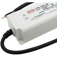 Trafo AC 220 V bis DC 12 V Mean Well Netzteil 50 W 12 V nicht wasserdicht IP20 Meanwell Typ RS-50-12 Enclosed Switching Kingled Cod 0598 kompatibel mit Strip LED
