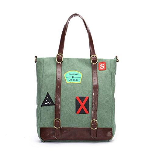 La Versione Coreana Di Tela Casual Borse/Big-bag Moda-A B