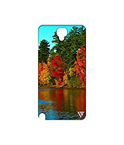 Vogueshell Nature Printed Symmetry PRO Series Hard Back Case for Samsung Galaxy Note 3 Neo