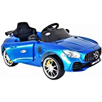 Talreja Enterprises Battery Operated Ride on Car with USB Panel, Swing Function, Headlight and Backlight with Remote…