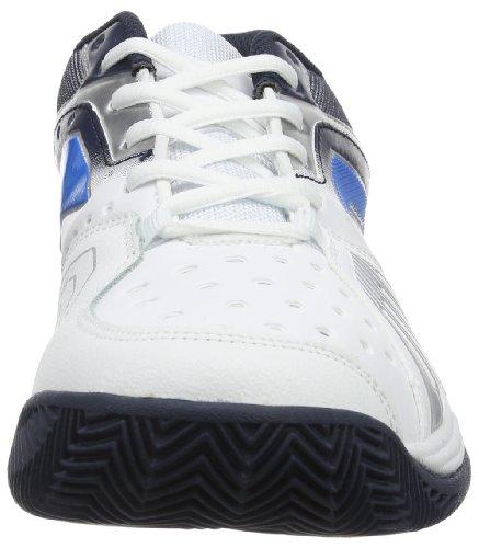 Lotto  VECTOR VI, Baskets de tennis homme Blanc - Weiß (WHT/AVIATOR)