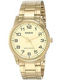 e53109ea693c Amazon.es  Dorado - Relojes de pulsera   Hombre  Relojes