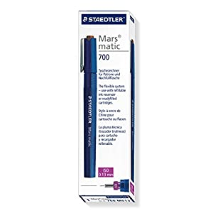 Staedtler Mars Matic 750 M013 Drafting Point – 12:13a.m. mm
