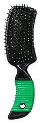 Tough 1 Mane & Tail Brush, Neon Green