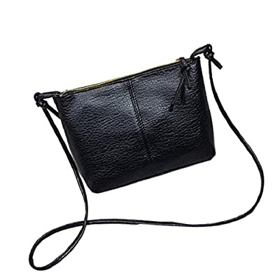 Culater® Femmes Sac à Bandoulière en cuir PU sac à main Fourre-tout