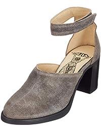 Amazon.es  Último mes - Zapatos de tacón   Zapatos para mujer ... 894657de67ba