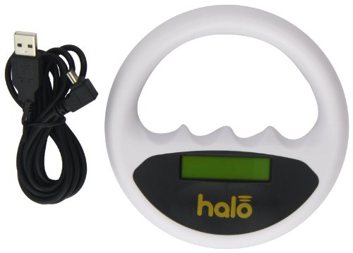 Pet Technology Store Halo Microchip Scanner, Bianco