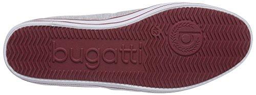 Grau 170 Bugatti Herren hellgrau F48086 Sneakers qxg0wtvA