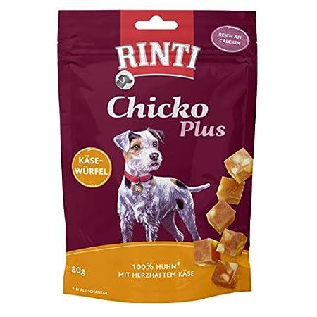 Rinti Extra Chicko Plus Huhn mit Käse,12er Pack (12 x  80 g)