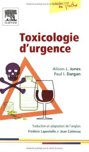 Toxicologie d'urgence