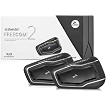 Scalarider Freecom 2Intercomunicador Dúo