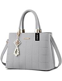 Alidear Alidier New Brand And Fashion Women's Handbag Tote Purse Shoulder Bag Top Handle Designer Bags For Ladies... - B06XGZ7CSJ