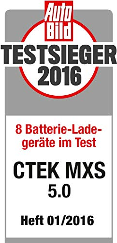 Ctek Ladegerät - 6
