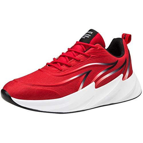 Epig Herren Sommer Shock Absord Sneakers Wild Woven Running Schuhe Atmungsaktive Sneakers