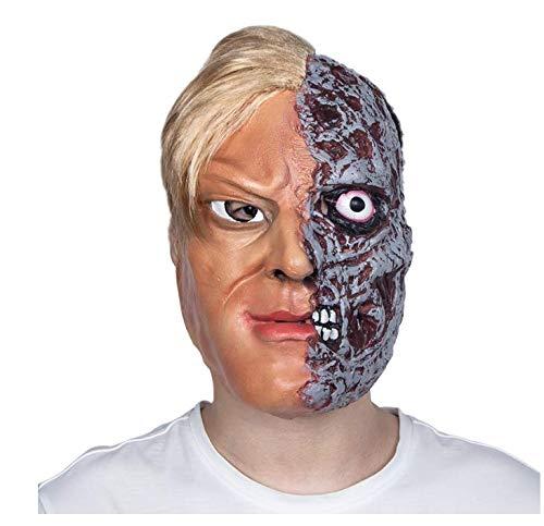 Burnt Zombie Kostüm Für Erwachsene - YGHBKL Burnt Man Fancy Kleid Kostüm