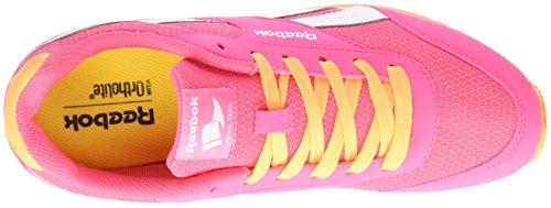 Reebok Bd5182, Scarpe da Trail Running Bambina Rosa (Rosa (Solar Pink/Fire Spark/White))